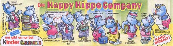 1994 the happy hippo company
